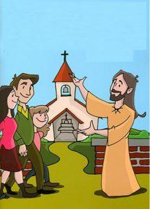 Missa d'infants i joves, proper dissabte a les 19:30h