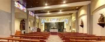 L'església abans de la remodelació (visita virtual)