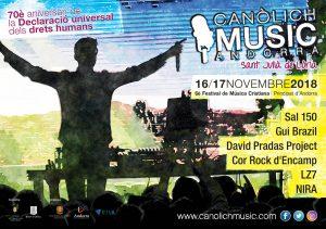 Canòlich Music (programa) @ Sant Julià de Lòria | Andorra