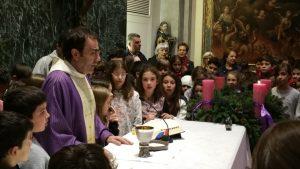 Aquest dissabte 6 d'abril, missa d'infants i joves a les 19:30h