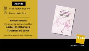 Francesc Badia al Fòrum de la FNAC @ Andorra la Vella