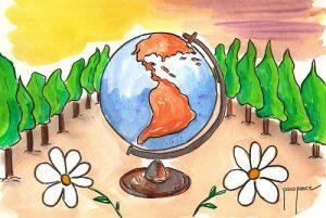22 d'abril dia internacional de la Terra @ A tot el món