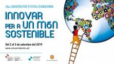 Innovar per a un món sostenible @ Centre de Congressos d'Andorra la Vella
