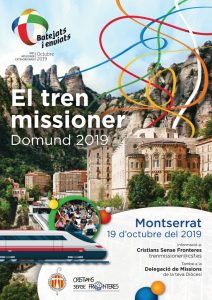 Estrena del Tren Missioner a Catalunya