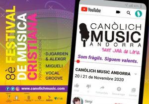 El Canòlich Music passa fronteres...