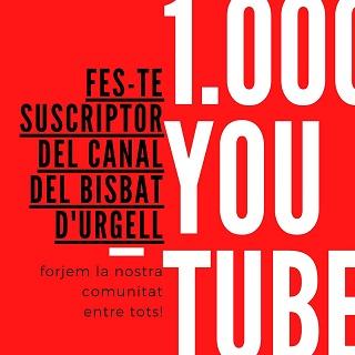 Canal Youtube Bisbat d'Urgell