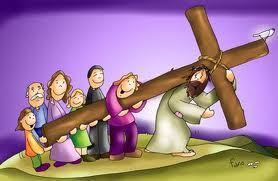 Tots els divendres de quaresma Via Crucis a l'església parroquial